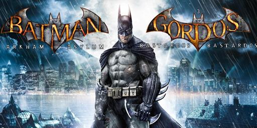 Reseña Batman Arkham Asylum