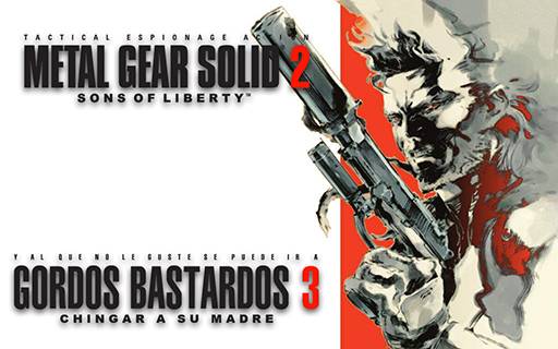 Reseña Metal Gear Solid 2: Sons Of Liberty