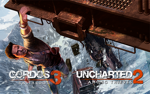 Reseña Uncharted 2: Among Thieves