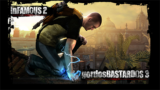 Reseña InFamous 2