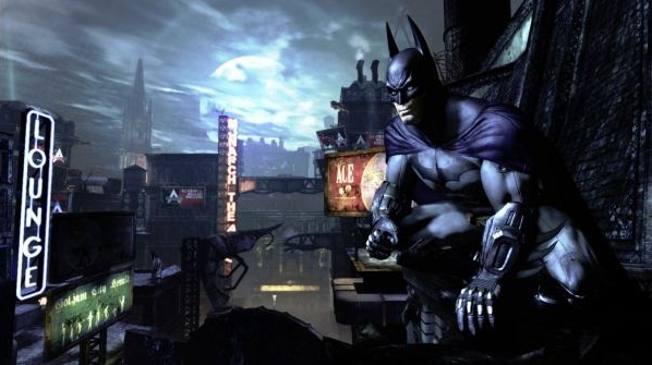 Batman Arkham City 01