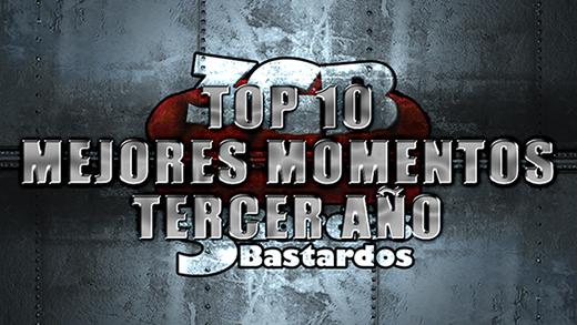 Top 10 Tercer Año