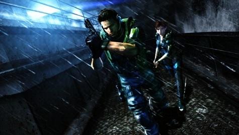 Resident Evil Revelations 01