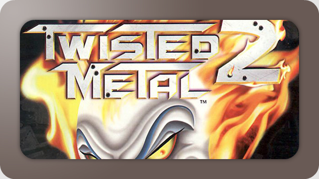 CN Twisted Metal 2