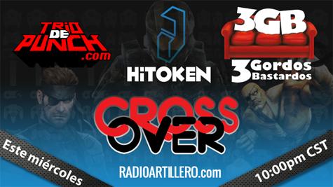 CrossOverRadioArtillero