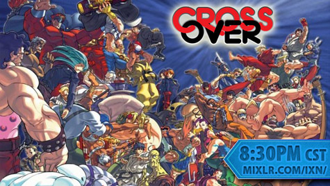 Crossover Streeet