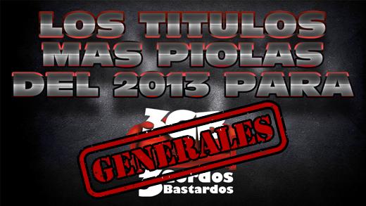 Recomendaciones2013General2