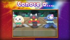 PokemonSunMoonStarters