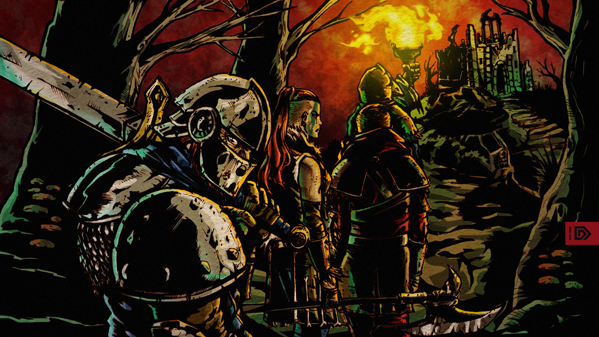 WallDarkestDungeon