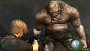 RE4 PS4