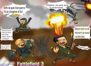 (BATTLEFIELD 1) Carlos X