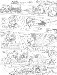 (BATTLEFIELD 1) Victor Guevara 2