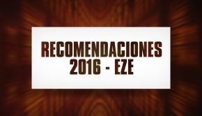 EzeRecom2016