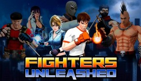 Fighters Unleashed Cover