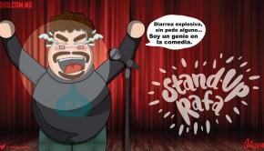 STAND UP RAFA