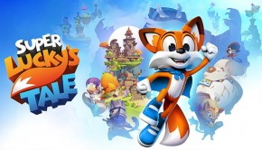 SuperLuckysTale