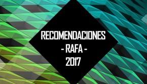 RecomendacionesRafa