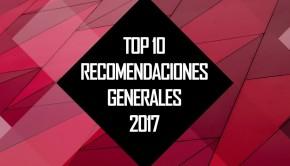 Top10Recomendaciones2017