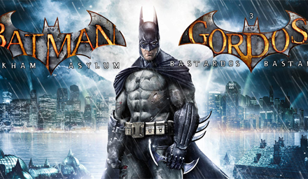 Reseña Batman: Arkham Asylum