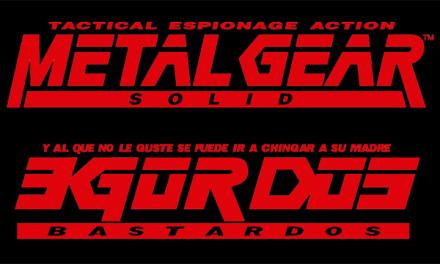 Reseña Metal Gear Solid