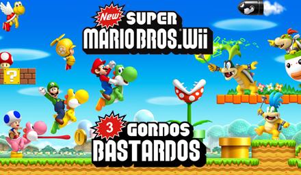 Reseña New Super Mario Bros. Wii