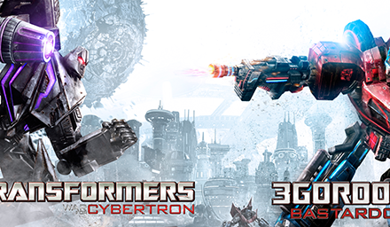 Reseña Transformers: War for Cybertron