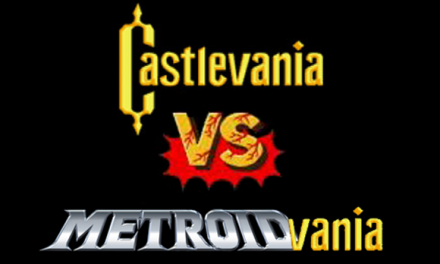 Castlevania Vs. Metroid-vania