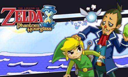 The Legend of Zelda: Phantom Hourglass & Spirit Tracks