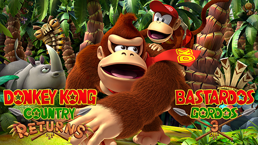 Reseña Donkey Kong Contry Returns