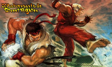 20 años de Street Fighter II