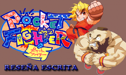 Reseña Escrita: Pocket Fighter
