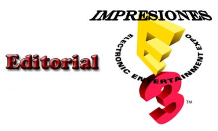 Impresiones del E3 2011