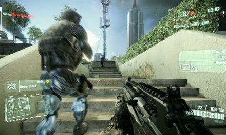 Convocatoria Jugando con los Gordos: Crysis 2 en Xbox 360