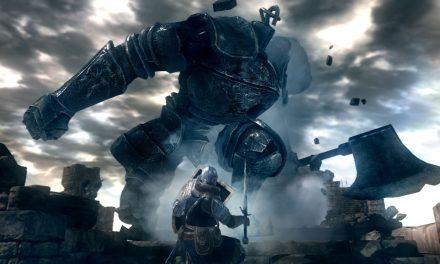 Los jefes de Dark Souls son hermosamente fatales
