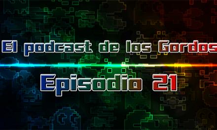 Podcast: Episodio 21