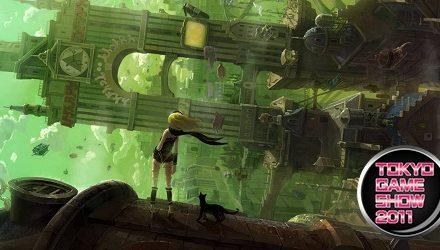 Gravity Daze, un título para el PS Vita que juega con la gravedad y tu imaginación