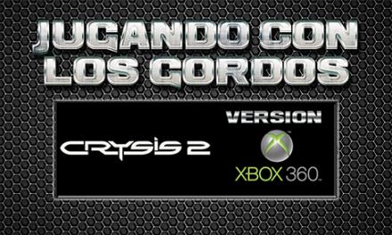 Jugando con los Gordos: Crysis 2 en el Xbox 360