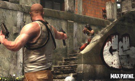 El primer trailer de Max Payne 3 con todo y una rapada al ras