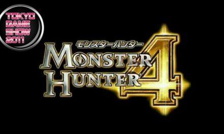 Monster Hunter 4 está siendo desarrollado para el 3DS