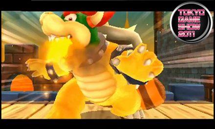 En Super Mario 3D Land todo mundo tiene cola…