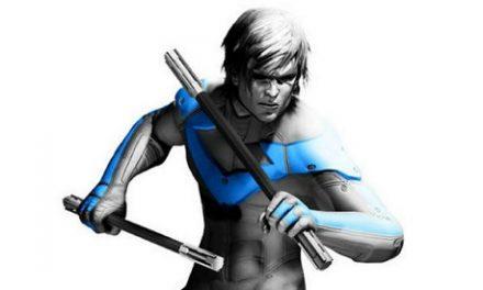 Nightwing llega este 1 de Noviembre a Arkham City