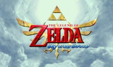 A que te vencen las ganas de ver el cinema introductorio de Zelda Skyward Sword