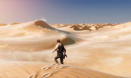 ¿Qué tal un poco de gameplay de Uncharted 3?