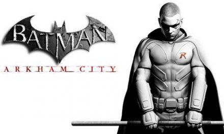 Ya está disponible Robin para Batman: Arkham City