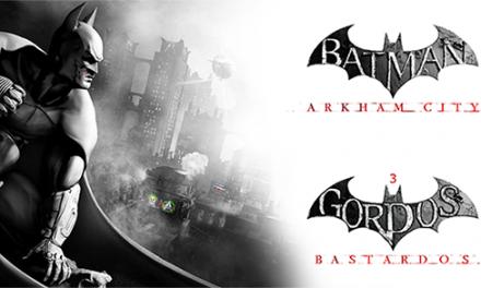 Reseña Batman: Arkham City