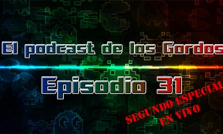Podcast: Episodio 31 – Especial 3er Aniversario de los 3 Gordos Bastardos
