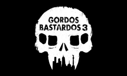 Logo Gordeador: Resistance 3