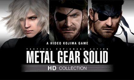 ¡La colección Metal Gear Solid en HD ya está aquí!