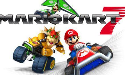 Mario Kart está de vuelta y !En 3D¡