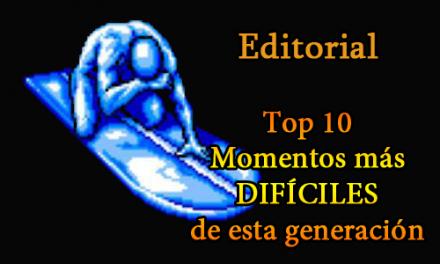 Top 10 de Rafa: Momentos más difíciles de esta generación